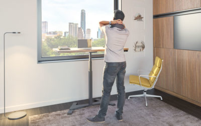 Health Benefits of Frequent Posture Changes in the Workplace: At Home or On-Site