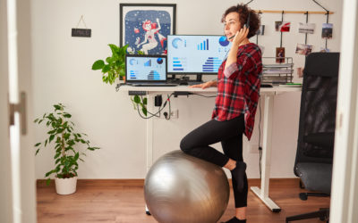 Properly using a height-adjustable workstation makes it more than just a desk